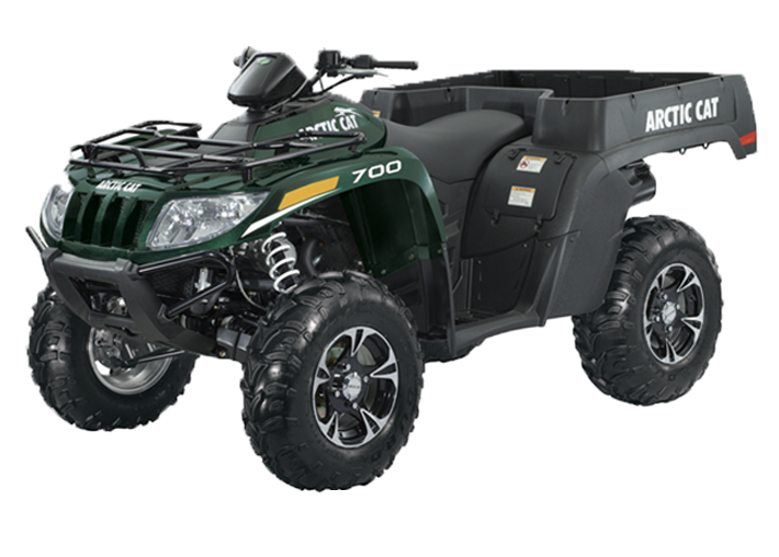 Arctic Cat 700I TBX 4X4 PS