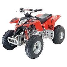 Nieuwe quad 300cc