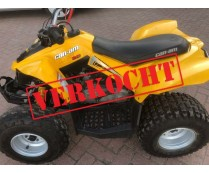 Can- Am DS 90 ATV